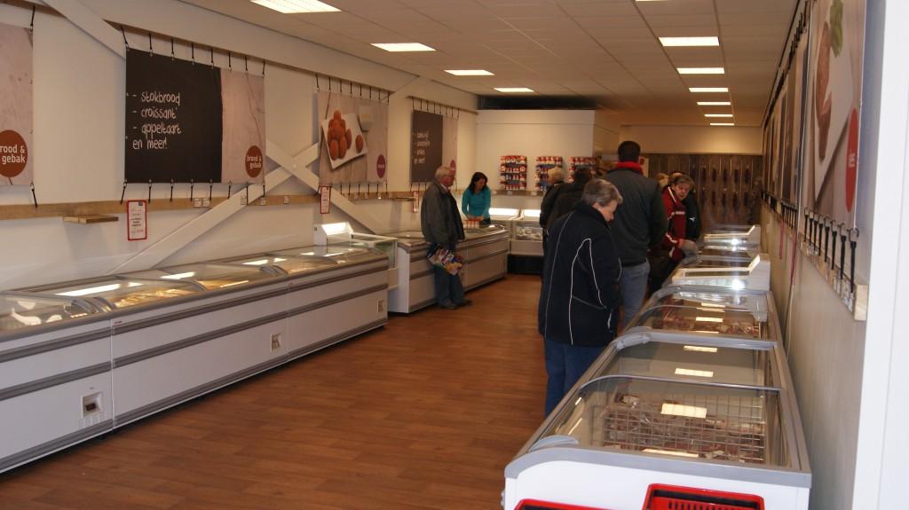 Diepvriesproductenwinkel Het Vrieshuis